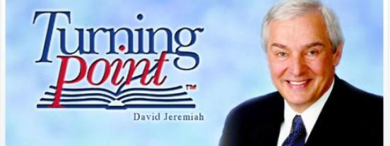 Tune in Sundays at 3 p.m. for Turning Point with Dr. Jeremiah